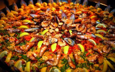 FLAVOURS OF SPAIN LAUNCHES 2nd INTERNATIONAL SPANISH PAELLA CHAMPIONSHIPS