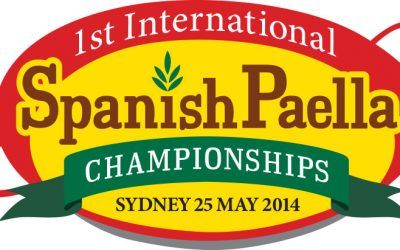 1st INTERNATIONAL SPANISH PAELLA CHAMPIONSHIPS IN AUSTRALIA