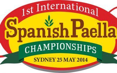 1st INTERNATIONAL SPANISH PAELLA CHAMPIONSHIPS IN AUSTRALIA